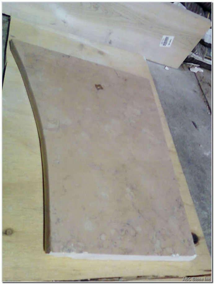 Restored Marble Panel