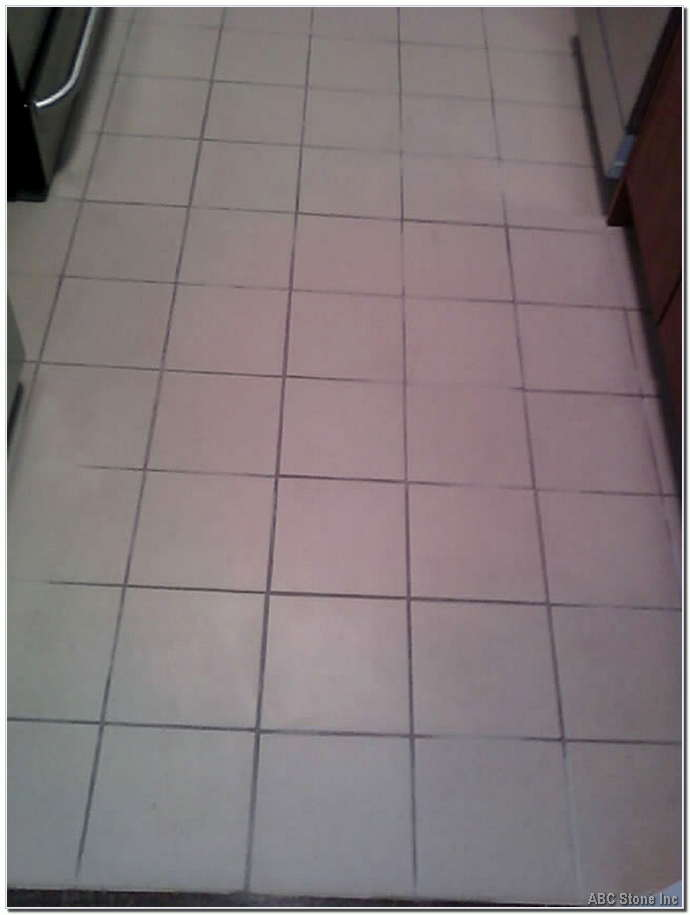 Ceramic Floor Re Grouting