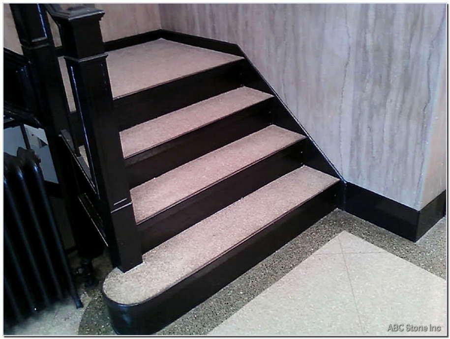 Terrazzo Steps Repair