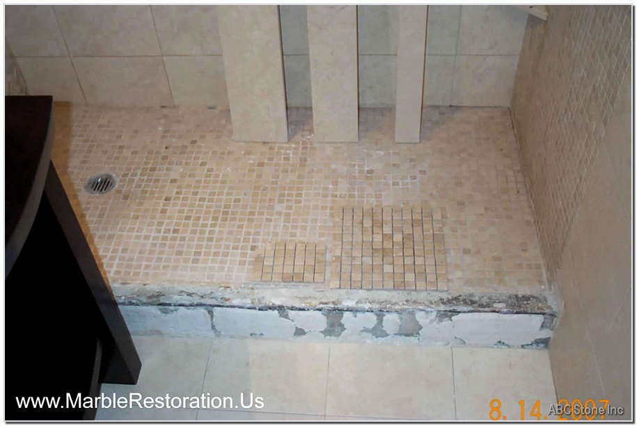 Marble Tiles Repair