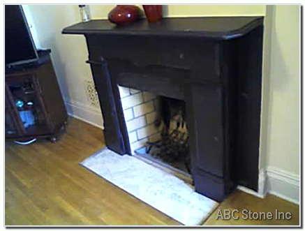 Slate Marble Fireplace