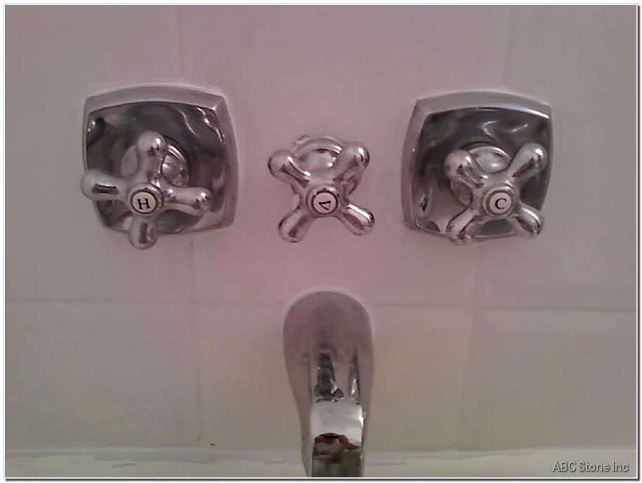 Faucets Re Caulking