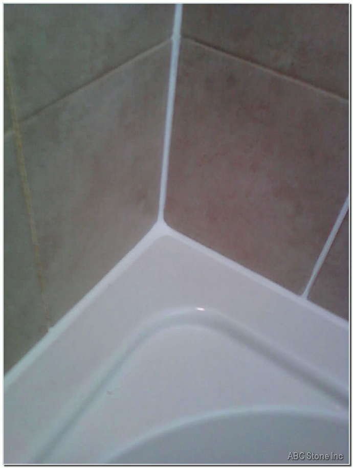 Stain Proofing Caulk  Finished