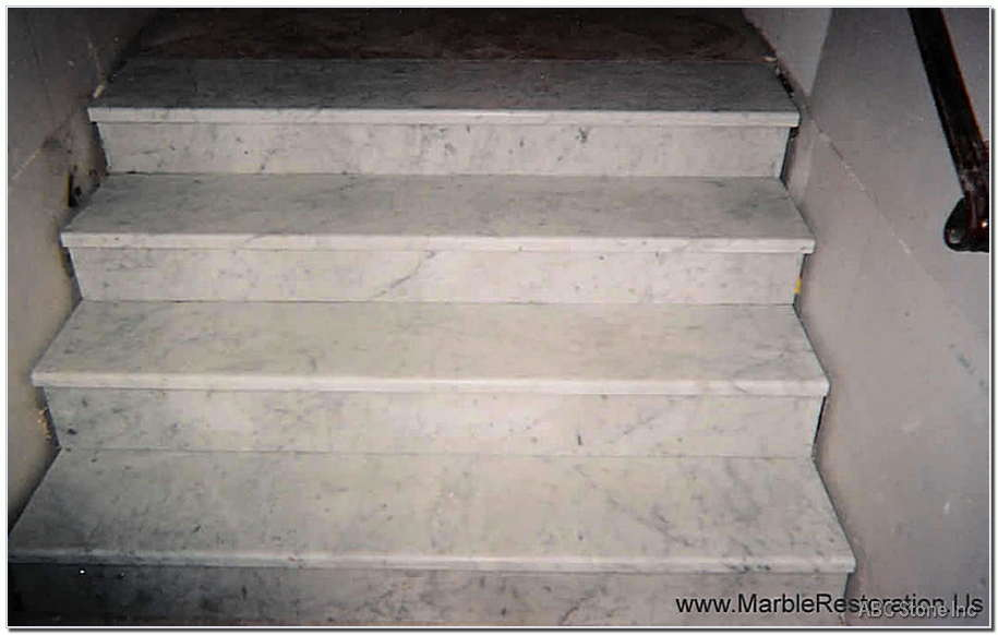 Marble Steps Replacment