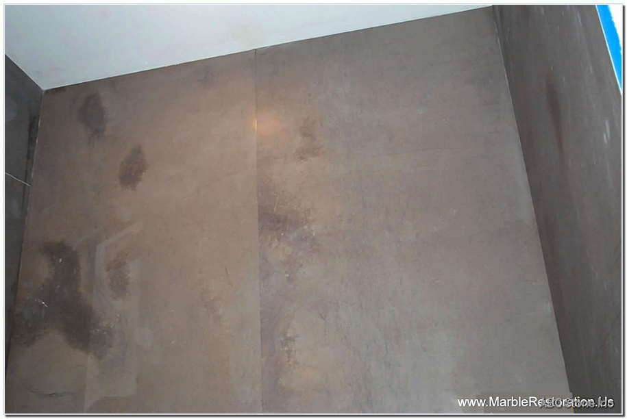 Tiles Walls Honed Repair