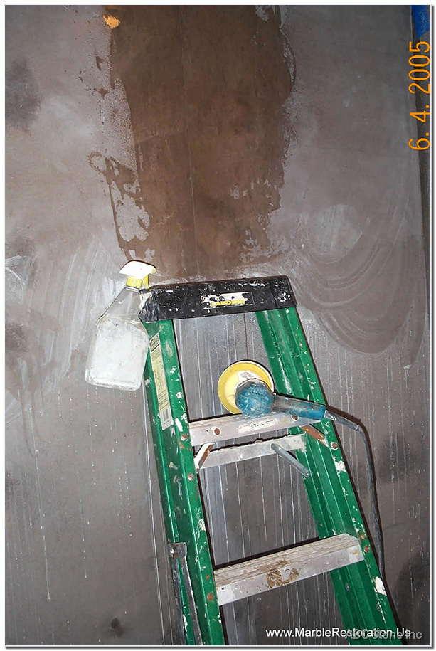 Tiles Walls Honing Repair